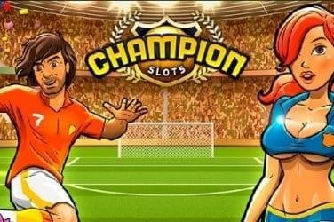 Tragaperras Champion Slots