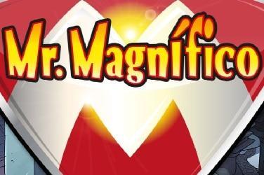 Tragaperras Mr. Magnifico