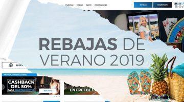 Campañade rebajas en Pastón casino con Casino Casa