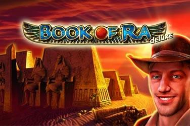 Tragamonedas Book of Ra Deluxe