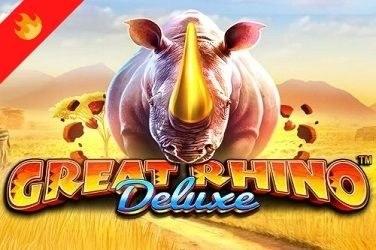 Tragamonedas Great Rhino Deluxe