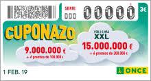 Casino Casa - Cuponazo y Cuponazo XXL Once