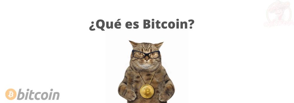 ¿Cuál es la explicación de Bitcoin