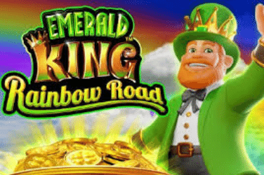 Tragamonedas Emerald King Rainbow Road