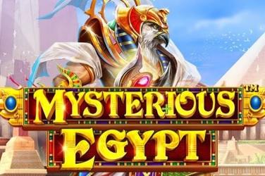 Tragamonedas Mysterious Egypt