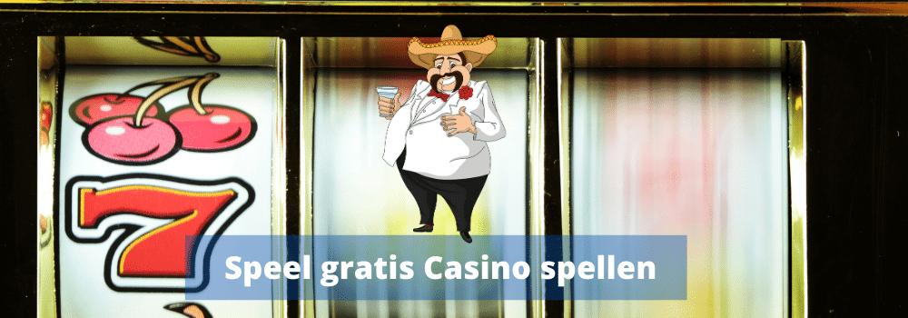 Speel gratis Casino spellen