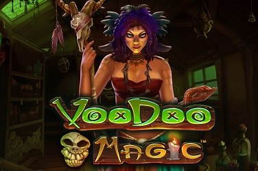 Tragamonedas Voodoo Magic