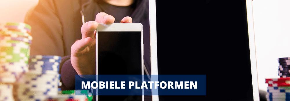 mobiele platformen