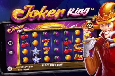 Tragamonedas Joker King