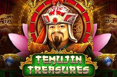 Tragamonedas Temujin Treasures