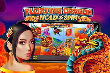 Tragamonedas Floating Dragon Hold&Spin
