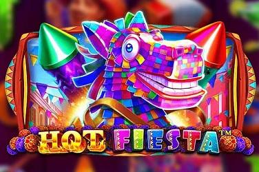 Tragamonedas Hot Fiesta