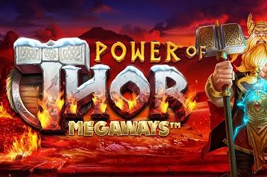 Tragamonedas Power of Thor Megaways