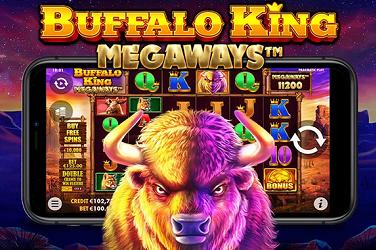 Tragamonedas Buffalo King Megaways