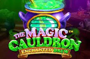 Tragamonedas The Magic Cauldron - Enchanted Brew